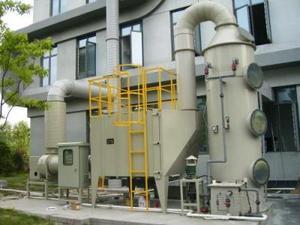 活性碳吸附塔