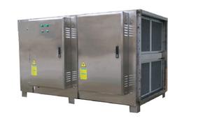 UV光催化离子氧化净化设备